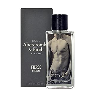 Brand New Abercrombie and Fitch FIERCE Cologne for Men - 100ml/3.4oz. Spray by FIERCE