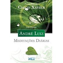 Meditações Diárias - André Luiz (Portuguese Edition)