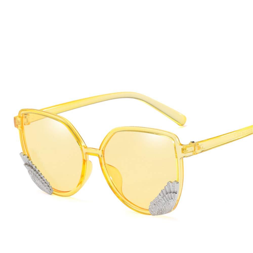 DURIAN MANGO Gafas de Sol Transparentes y Coloridas para ...