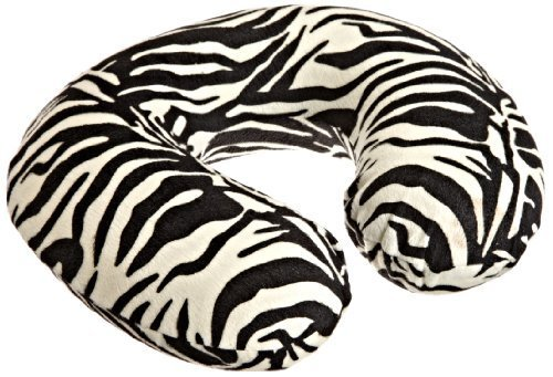 Northpoint Life is Soft Animal Print Memory Foam Travel Pillow, (Zebra Spa Party Supplies)