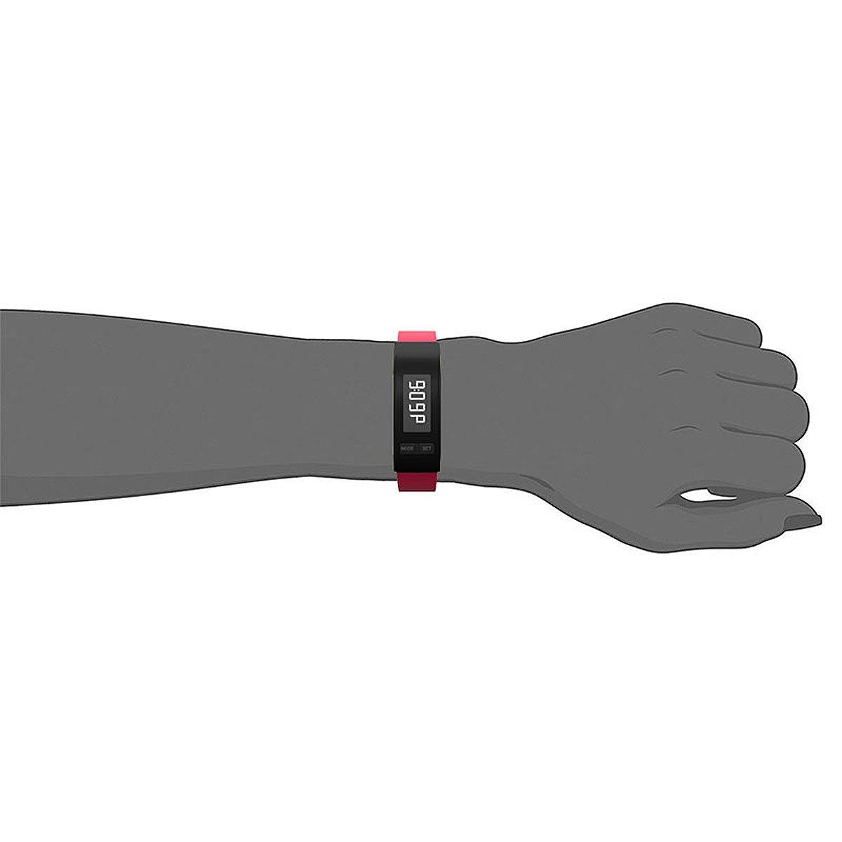 longqi Armbanduhr Sport Armband Schrittzähler Distance Measuring Kalorien Smart Sport Armbanduhr mit Kunststoff Band