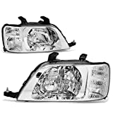 DNA MOTORING HL-OH-042-CH-CL1 Headlight Assembly
