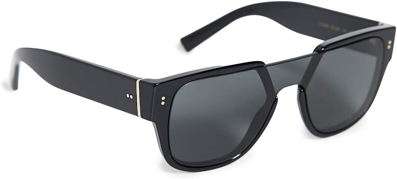 B07QS1Y8FX Dolce & Gabbana Men's 0DG4356-Sunglasses 51lQZLeAA4L.UL1500_