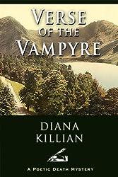 Verse of the Vampyre (Poetic Death Mysteries Book 2)