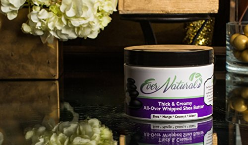 Handmade Butter Shea Whipped (Thick & Creamy All-Over (Hair to Toe) Whipped Shea Butter)