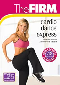 The Firm: Cardio Dance Express