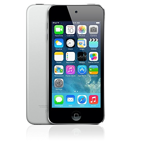 Apple iPod Touch 32GB (5th Generation) - Black (Renewed) (Ipod Nano No Screen)