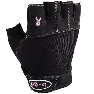 Saranac b-grl Women's Core Fitness Glove (Black/pink, X-Small)