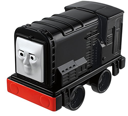Thomas & Friends Fisher-Price My First, Push Along Diesel Train ()