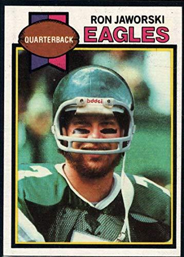 (Football NFL 1979 Topps #323 Ron Jaworski Eagles)