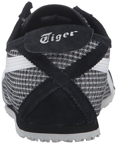 Onitsuka Tiger Menns Mexico 66 Mote Joggesko Svart / Hvit