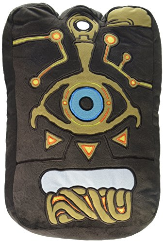 Little Buddy Legend of Zelda Breath of The Wild 1640 Sheikah Slate Cushion Plush Stuffed Plush (All Shrines In Breath Of The Wild)