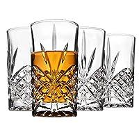 Godinger Dublin Highball Glasses - Set of 4