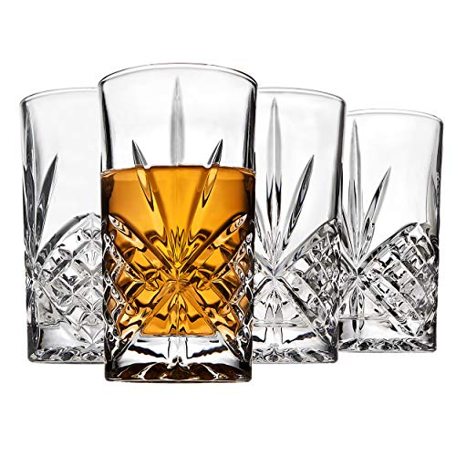 Godinger Dublin Highball Glasses - Set of 4