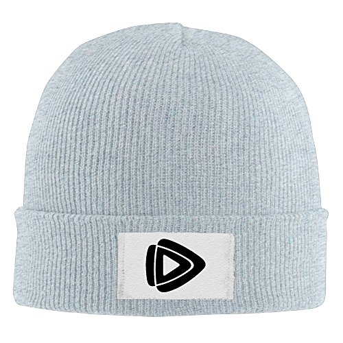 unisex-beanie-hat-tencent-video-ash