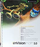 img - for enVisionmath2.0 - 2016 Common Core Teacher Edition Volume 2 Grade 1 book / textbook / text book