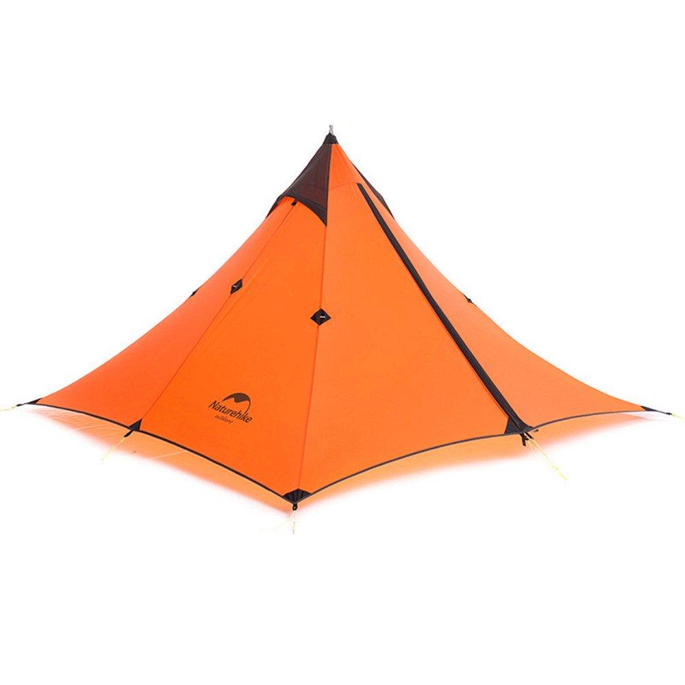 QAR Spire Single Canopy Zelt Ultraleichtes Outdoor-Wandern Doppelt Regensicher Campingzelt Zelt