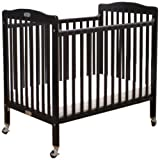 LA Baby The Little Wood Crib, Cherry For Sale