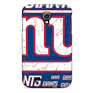 Protective Hard Cell-phone Case For Samsung Galaxy S4 With Support Your Personal Customized High Resolution New York Giants Skin ErleneRobinson