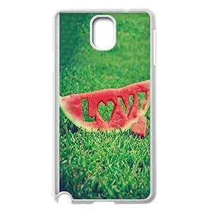 Samsung Galaxy Note 3 Cell Phone Case White love me 198 Akxfl
