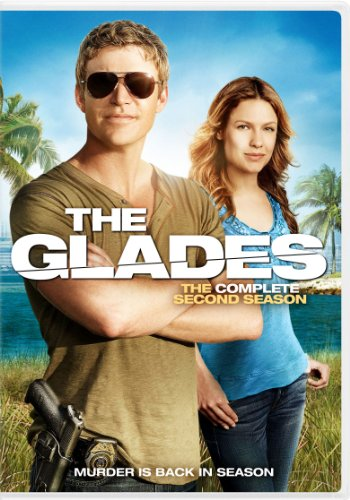DVD : The Glades: The Complete Second Season (Boxed Set, , AC-3, Widescreen, Dolby)