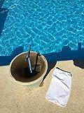 Pool Skimmer Socks Large Premium Filter Saver Socks