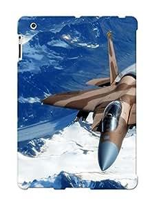 Tpu Fashionable Design Mcdonnell Douglas F-15 Eagle Rugged Case Cover For Ipad 2/3/4 / Appearance