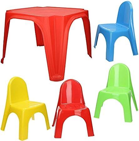 """Stuhl für Kinder weiß // aus sehr stabilen Holz /"""" lustige Eulen auf dem Ast"""