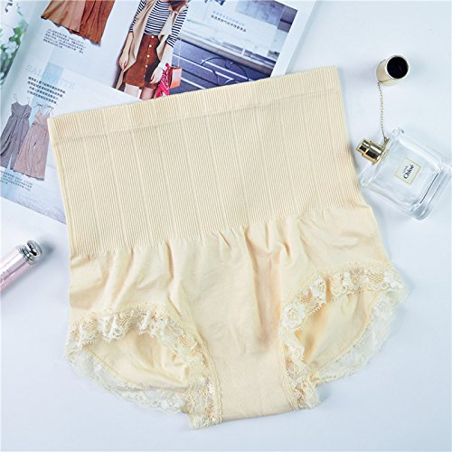 51822ce3cbd6 MUNAFIE Hi-Waist Shapewear Seamless Tummy Control Body Shaper for Women  (XL/8