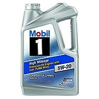 Deals on Mobil 1 Full Synthetic Motor Oil 5-QT + Mobil 1 Oil Filter