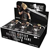 Final Fantasy TCG: Opus IV Collection Booster Display