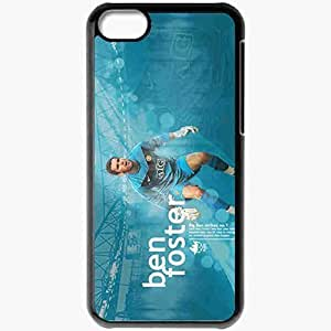 Personalized iPhone 6 4.7 Cell phone Case/Cover Skin Ben Foster Manchester United Ben Foster Manchester United Football Black