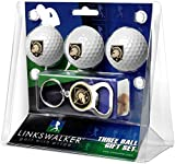 NCAA Army Black Knights - 3 Ball Gift Pack with Key Chain Bottle Opener