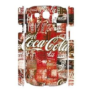 LSQDIY(R) coca cola Samsung Galaxy S3 I9300 3D Case, Custom Samsung Galaxy S3 I9300 3D Phone Case coca cola