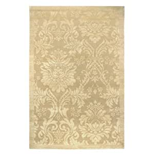 Impressions Collection Area Rug - Antique Damask