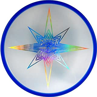product image for Aerobie Skylighter Lighted Flying Disc (Blue)