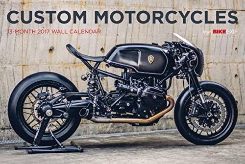 Bike EXIF Custom Motorcycle Calendar 2017 (Multilingual Edition)