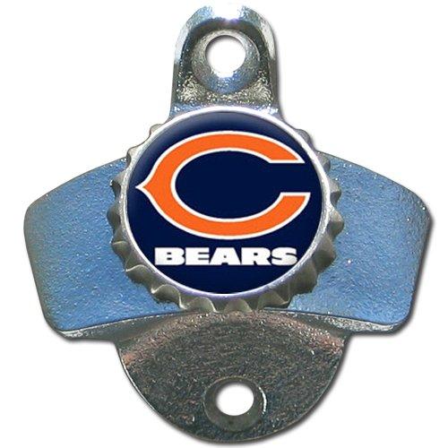 Chicago Bears Wall Bottle Opener