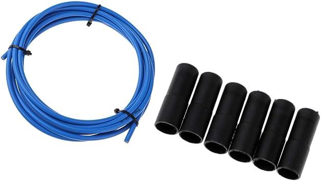 perfeclan Cable De Freno De Bicicleta Diámetro De 5 Mm 300 Cm De ...