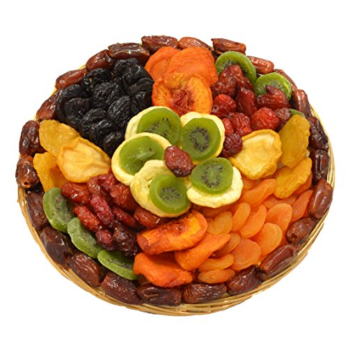 Broadway Basketeers Dried Fruit Gift Tray by Broadway Basketeers