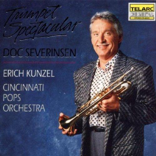 Trumpet Spectacular Trumpet Cd's Doc Severinsen Trumpet Music Online