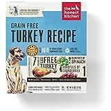 Honest Kitchen The Human Grade Dehydrated Grain Free Turkey Dog Food, 4 lb - Embark