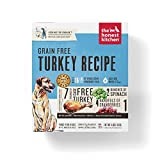 The Honest Kitchen Human Grade Dehydrated Grain Free Turkey Dog Food, 4 lb - Embark