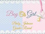 Custom Pink & Blue Polka Dot Unknown Gender - Best Reviews Guide