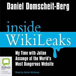 Inside Wikileaks Audiobook