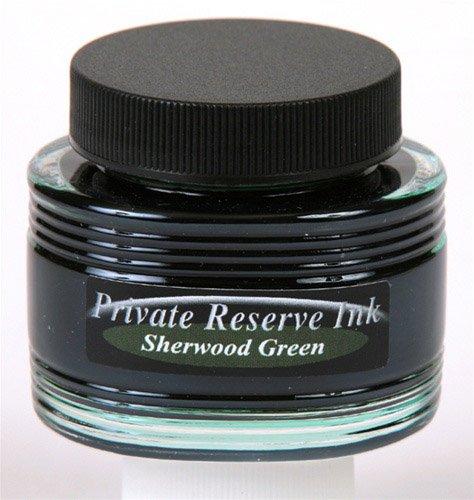 (Fountain Pen Ink Bottle - Sherwood Green)