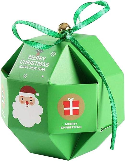 Lanbowo Caja de Caramelos 10 Piezas Sweet Carrier Caja de ...