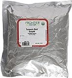 Frontier Bulk Turmeric Root Ground (Alleppey, 5% Curcumin), 1 Pound