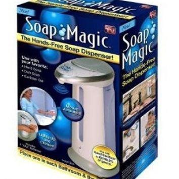Idea Village Soap Magic - White