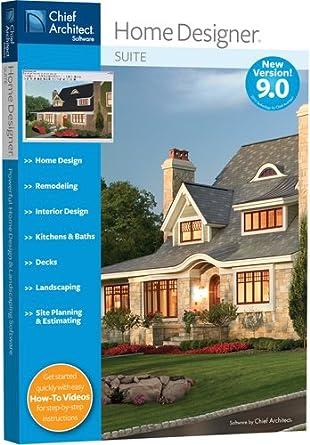 Chief Architect Home Designer Suite 9.0: - Amazon.ca on river home design, arab home design, vasseur home design, row home design, small home design, eclectic home design, country home design, arch home design, western home design,